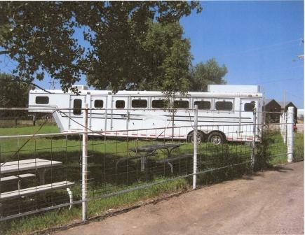 American Horse Trailer Rental Inc. is the first largest horse trailer rental company in the United Sates. We have two horse bumper pulls for rent.